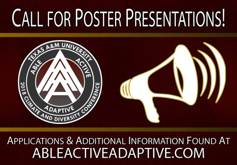 Call for Poster Presentations!